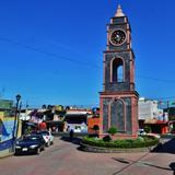 Reloj público - Atzalan, Veracruz