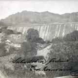 Escena de una Presa ( Fechada el 30 de Abril de 1909 ).