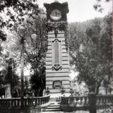 El Reloj en la Plaza de La Mad.