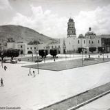 La Plaza de Acambaro Guanajuato.