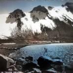 Cumbre de el Nevado de Toluca o Volcan Xinantecatl.
