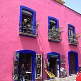 Colores de Puebla. Callejón de Los Sapos. Abril/2017