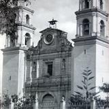 Parroquia de Tehuacan Puebla.