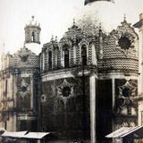 El Pocito en La Basilica de Guadalupe .