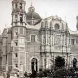 La Basilica de Guadalupe .