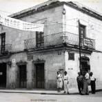 Escena Callejera  en Oaxaca.
