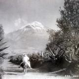 Volcan Popocatepetl .