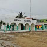 Mercado Municipal - Río lagartos, Yucatán