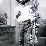 Tipos Mexicanos  vendedor de Matracas.