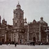 La Catedral ( Circulada el 20 de Agosto de 1921 ).