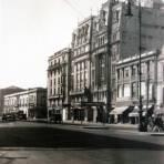 Hotel Regis cd. de Mexico en la Ave. Juarez ( Circulada el 9 de Diciembre de 1921 ).
