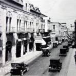 Calle Aduana.