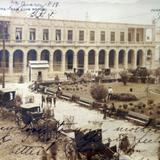 Jardin Arista por el editor Juan Kaiser y ( Circulada el 6 de Julio de 1911 ).