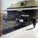 Estacion Ferroviaria de Ciudad Juarez.
