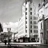 Hotel Monterrey.