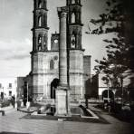 La Catedral. - Tepic, Nayarit