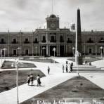Palacio de gobierno. - Tepic, Nayarit