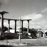 Pergola de La Plaza. - Tepic, Nayarit