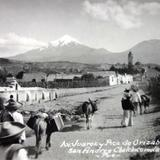 Ave Juarez y Pico de Orizaba San Andres Chalchicomula.