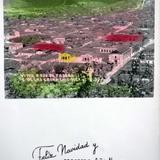 A vista de pajaro fechada en Diciembre de 1950
