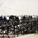 Puente de Miramar ( Circulada el 12 de Agosto de 1925 ).