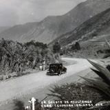 La Cuesta de Acultingo Carretera de Mexico a  Orizaba Veracruz.