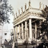 Teatro Juarez Guanajuato.
