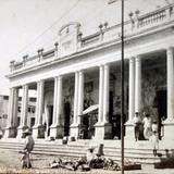 Mercado de Penjamo Guanajuato ( Circulada el 4 de Octubrede 1925 ).