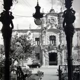 Palacio de gobierno fechada en 1952.