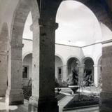 Interior de el Hospicio Cabanas.