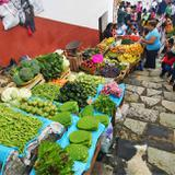 Tianguis dominical - Cuetzalan, Puebla