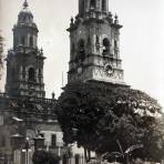 Catedral de Morelia Michoacán.