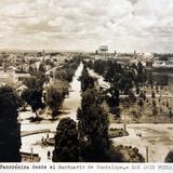 Panoramica desde el Santuario de Guadalupe.