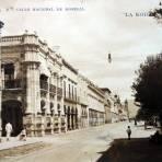 Calle Nacional ( Circulada el 20 de Enero  de 1919 ).