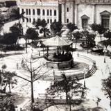 La Plaza de Armas ( Circulada el 5 de Diciembre de 1935 ).