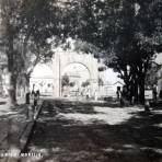 Calzada Mexico ( Circulada el 26 de Noviembre de 1928 ).