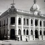 Palacio municipal ( Circulada el 27 de Mayo de 1929 ).