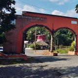 Entrada al pueblo - Chalma, Veracruz