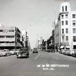 Avenida 16 de Septiembre.