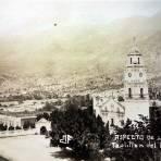 Aspecto de La Parroquia. - Teotitlán, Oaxaca