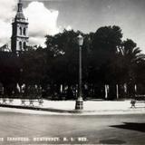 Plaza Zaragoza. - Monterrey, Nuevo León