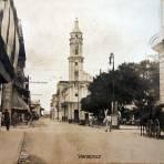 Escena Callejera. - Veracruz, Veracruz