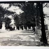Parque Ciriaco Vazquez ( Circulada el 15 de Febrero de 1929 ). - Veracruz, Veracruz