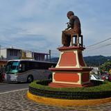 Monumento al zapatero - Naolinco, Veracruz