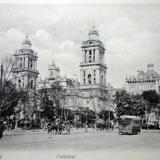 La Catedral. - Ciudad de México, Distrito Federal