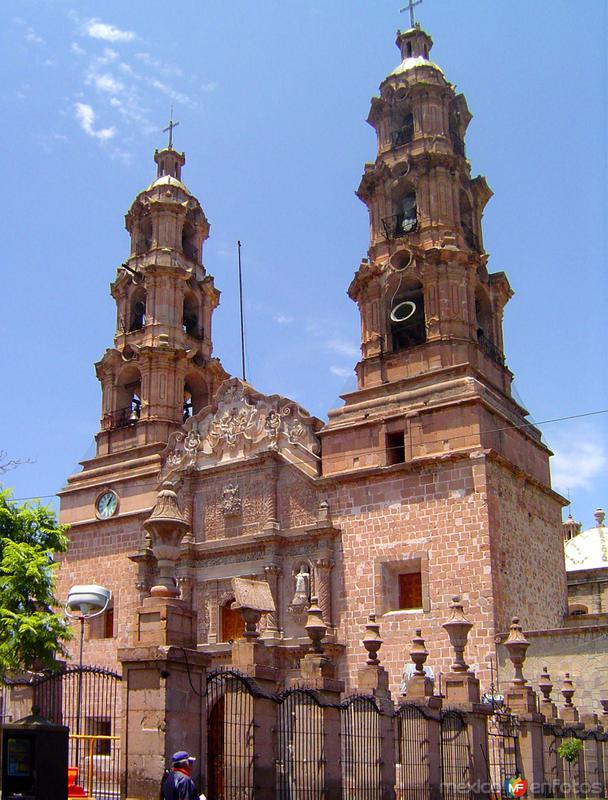 Catedral Basílica de Aguascalientes