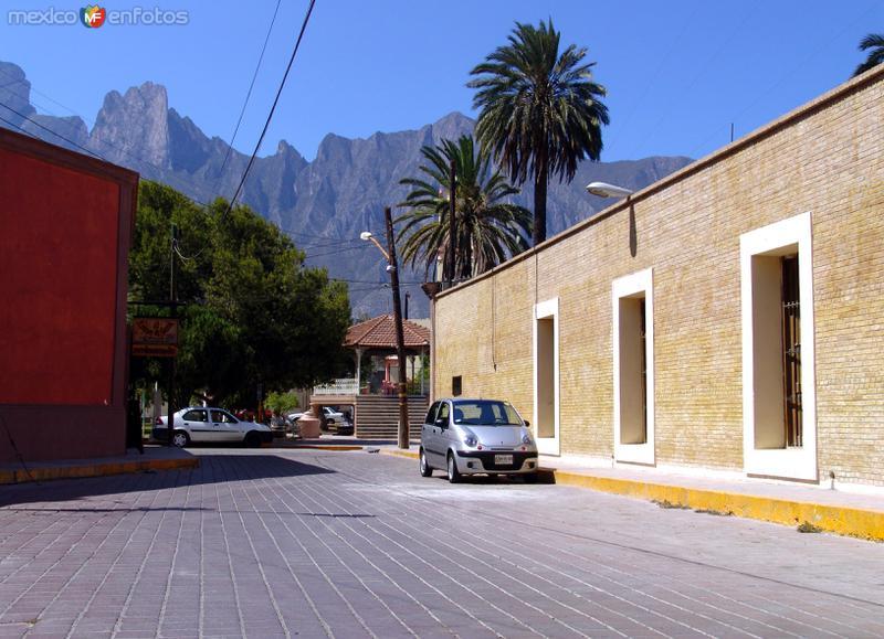 Calles de García