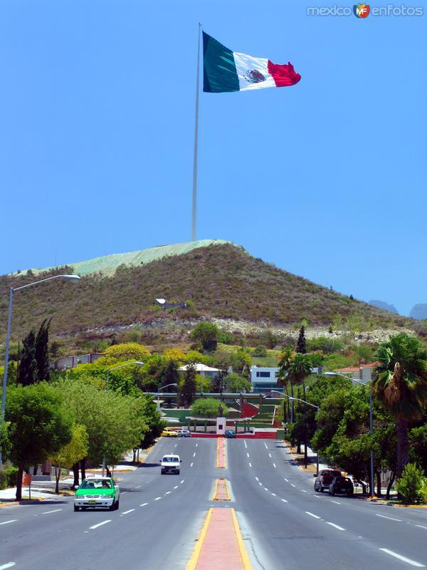 Mirador y Bandera Monumental