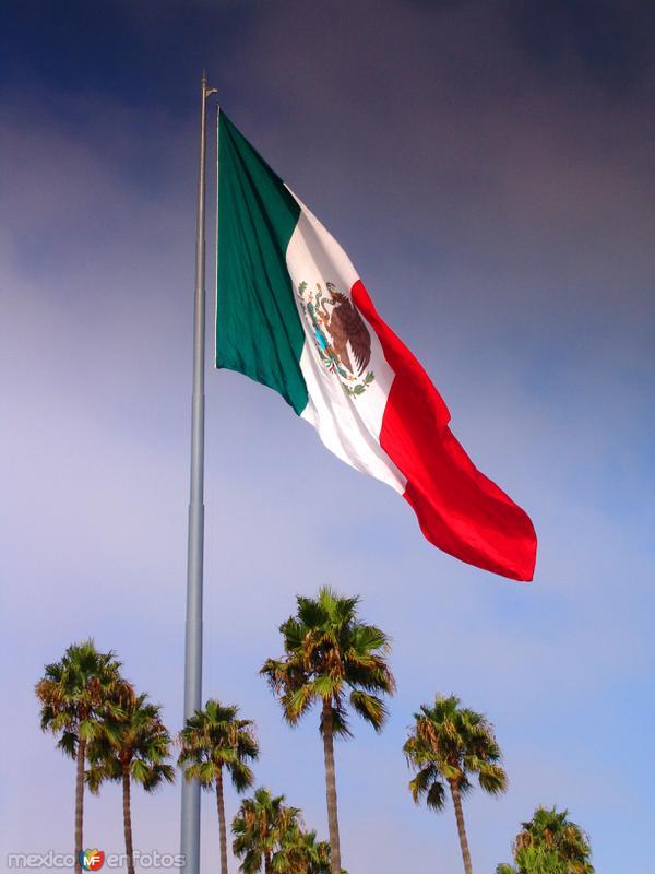 Bandera Monumental