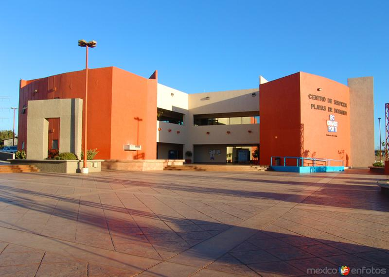 Centro de Servicios de Playas de Rosarito